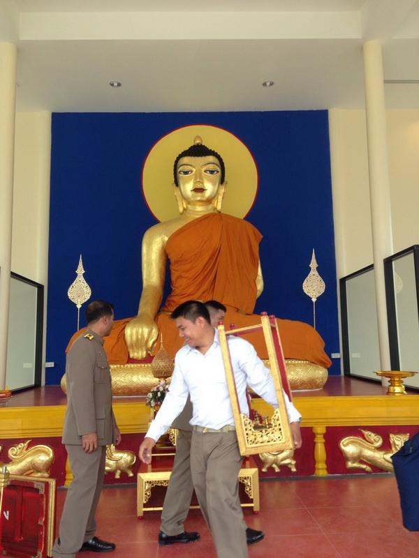รับปั้นพระพุทธรูป (4)
